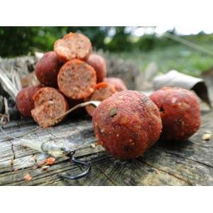 Boilies Mastodont Baits Berry Boom 400g 20mm